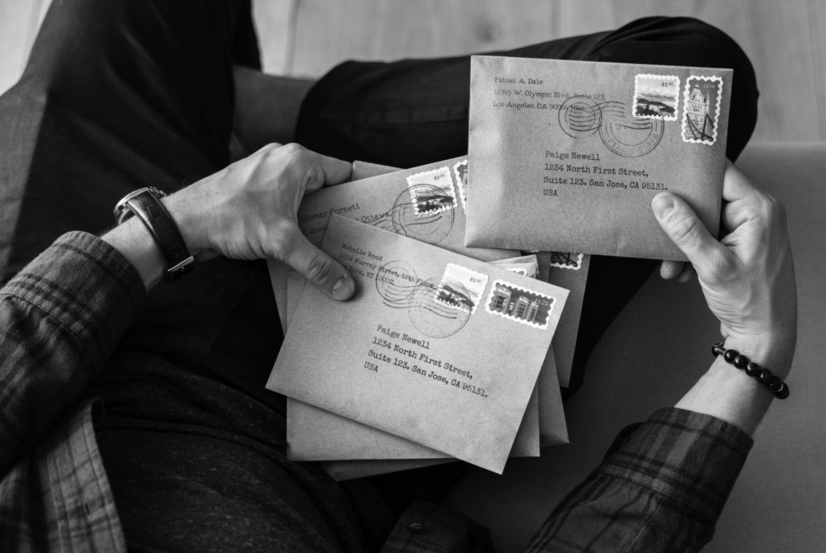 How to cancel USPS mail forwarding