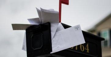 Mailbox overflow